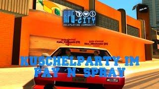 GTA-City Reallife | RPG-City - Kuschelparty im Pay ´N` Spray [Deutsch][HD+][60FPS]