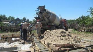 Видео о строительстве дома своими руками (Выпуск 4)(Видео подготовлено для http://You-Family.com/ - метка