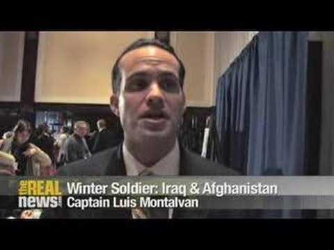 Winter Soldier: Captain Luis Montalvan