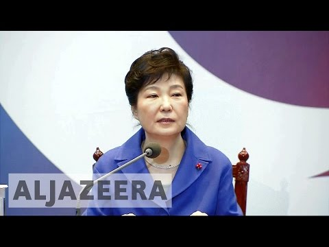 South Korea: President Park Geun-Hye impeached over corruption scandal