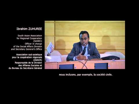 International workshop on the measurement and evaluation of social inclusion policies (Full Movie)