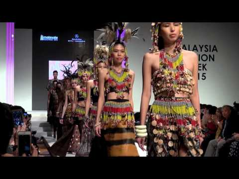 Tree of Life Malaysian Fashion Week Show