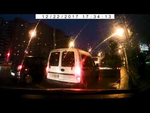 Авария на ул. Кижеватова г.Минск