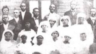 Elder Curry & His Congregation-Hard Times (1930) GOSPEL *HQ*