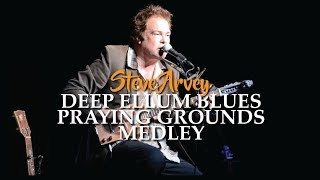 Steve Arvey Solo Concert at The Blue Bamboo Mississippi Slide Styled Blues Medley