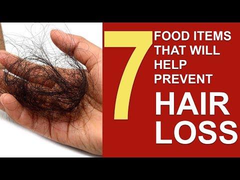 Top 7 Foods To Prevent Hair Loss - Best Diet For Hair Loss In Men & Women