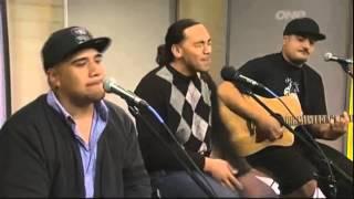 "TEKI SAMMIELZ ON GOOD MORNING NEW ZEALAND ""GET TO KNOW YOU"""