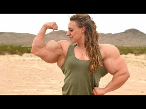 FEMALES BODYBUILDING, – ASHER PRIOR, IFBB MUSCLE, | GYM WORKOUT,