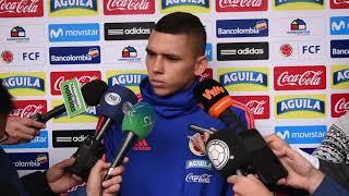 Juan Lemus, arquero Selección Colombia Sub-20
