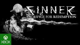 SINNER: Sacrifice for Redemption Launch Trailer