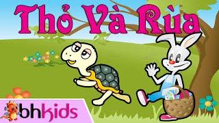 Thỏ Và Rùa - Ca Khúc Thiếu Nhi Vui Nhộn [Official HD]