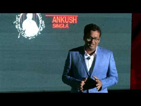 Demand, Supply, Run! | Ankush Singla | TEDxBVCOE
