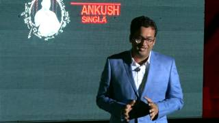 Demand, Supply, Run! | Ankush Singla | TEDxBVCOE
