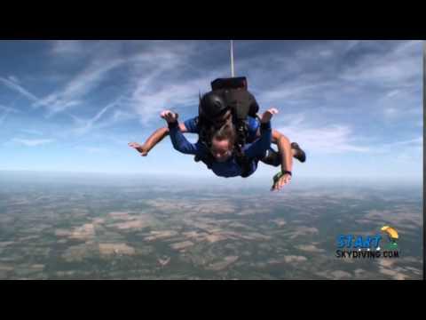 StartSkydiving.com: Shelby Wilkinson