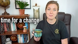 it's time for a change (important video)