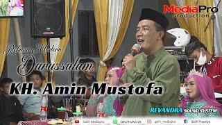Download lagu KH. AMIN MUSTOFA & Rebana Modern Darussalam - Lucu Gayeng Bikin Ngakak.....