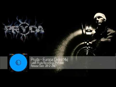 Pryda - Europa (Original Mix) [PRY010]
