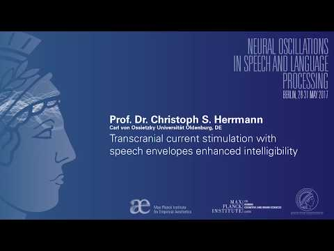 Neural Oscillations in Speech and Language Berlin 2017 - Christoph S. Herrmann