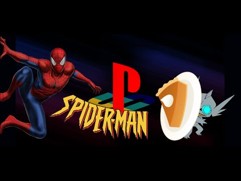Spider-Man for PS1 - Part 6 - Shin Guards, Family Jewels, and Laser Nipples (Oh, my!)
