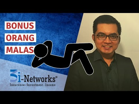 Bonus Bagi Orang Malas Di 3i-Networks CAR
