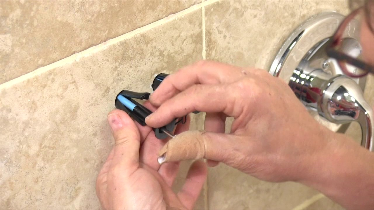 how to install a grab bar