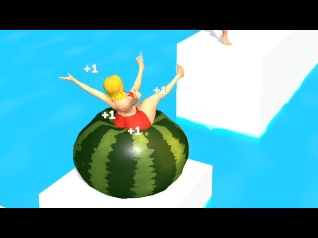 Squeezy Girl Crazy Gameplay