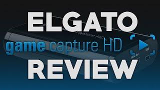 REVIEW ELGATO GAME CAPTURE HD - Filmer en haute définition vos jeux préférés !
