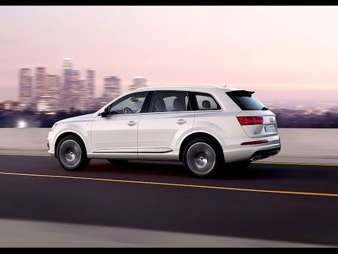 2017 Audi Q7 • Apple Car Play TECH REVIEW (3 of 3)