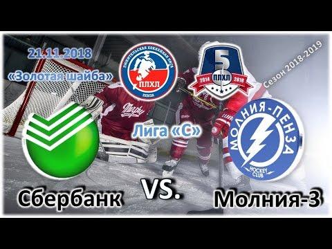 Сбербанк - Молния-3. Обзор матча