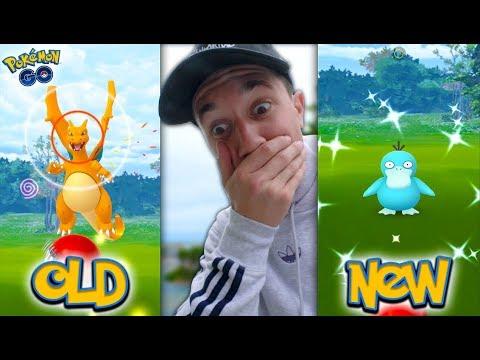 OLD vs. NEW Pokémon GO! thumbnail