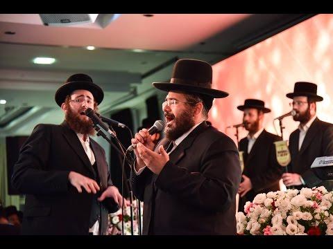 מקהלת מלכות, ישראל אדלר ויענקי רובין - ריבון העולמים | Malchus Choir & Yisroel Adler - Riboin