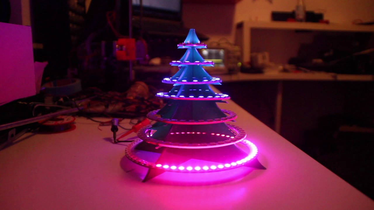 LED Christmas Tree WS2812