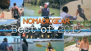 Best of Nomadic Gear 2015 - a thank you to our NOMADS