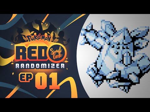 SO MANY LEGENDARY POKEMON! - Pokémon Red Randomizer Soul Link w/ Exotic! Episode #01