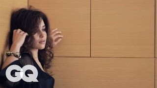 Emilia Clarke - Her February 2013 GQ Magazine Photo Shoot - The Women of GQ