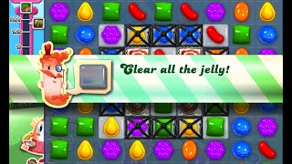 Candy Crush Saga Level 326 walkthrough (no boosters)