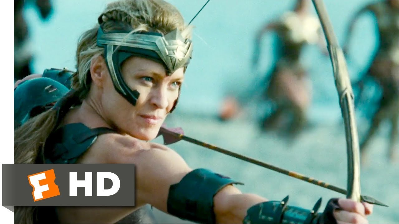 Download Wonder Woman (2017) - War Comes to Themyscira Scene (2/10)   Movieclips