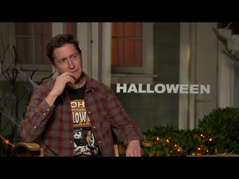 Halloween: David Gordon Green Official Movie Interview