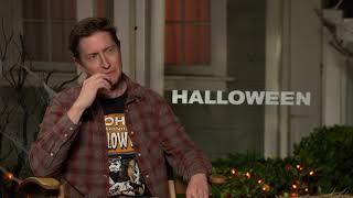 Halloween: David Gordon Green Official Movie Interview