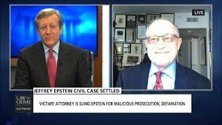 Alan Dershowitz & Brian Ross Talk Jeffrey Epstein on Law & Crime Network 12/04/18