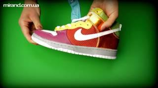 Женские кроссовки Кроссовки Nike Dunk High (обзор) Найк Данк Хай