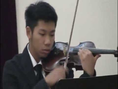 Carmen Fantasy Op. 25(Sarasate) Eric Lai