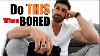 """10 """"ALPHA"""" Things To Do When You're BORED!"""