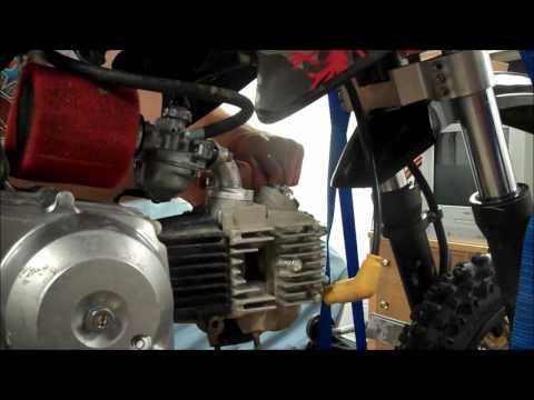 52mm Cylinder 88cc TBW0156 CRF XR 50 70