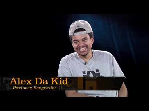 Producer and Songwriter Alex da Kid - Pensado's Place #121