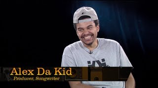 Producer and Songwriter Alex da Kid - Pensado