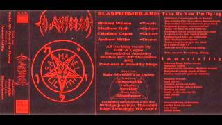 Blasphemer (UK) - Immortality (1992)