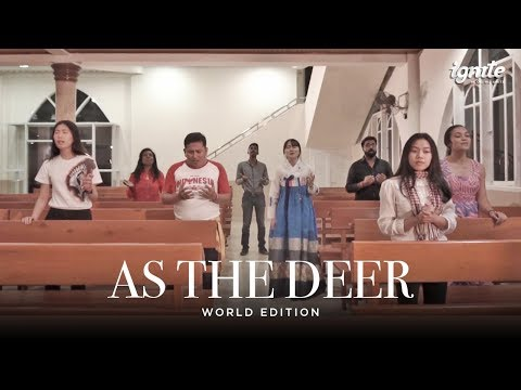 As The Deer // WORLD EDITION