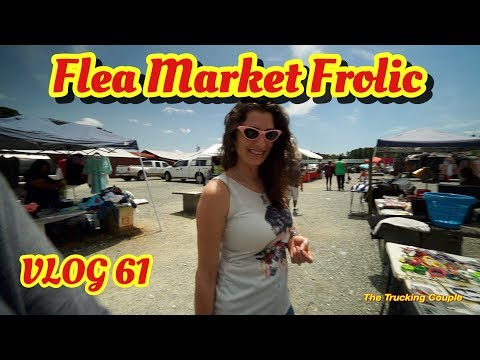 Flea Market Frolic, Sunday Flea Market in Mebane NC
