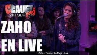 Zaho - Tourner La Page - Live - C